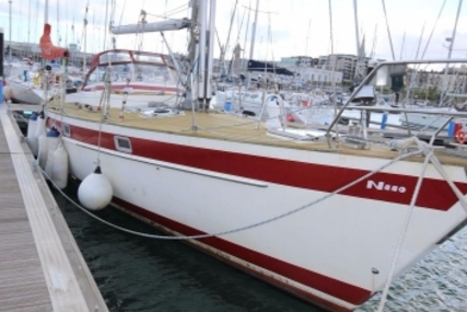 Najad 440 for sale in Ireland for €124,500 (£110,116)