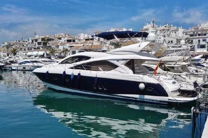 Sunseeker Manhattan 60 for sale in Spain for €695,000 (£610,801)