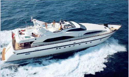Image of Azimut Yachts 100 Jumbo for sale in Hong Kong for $1,700,000 (£1,331,224) Hong Kong