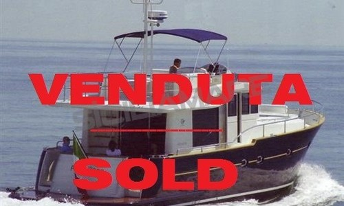 Image of Cantieri Estensi 480 Maine for sale in Italy for €290,000 (£254,515) Sicilia, Italy