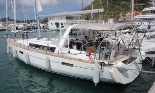 Image of Beneteau Oceanis 45 for sale in Saint Martin for €270,000 (£240,079) Saint Martin