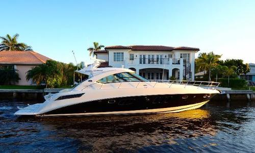 Image of Sea Ray 540 Sundancer for sale in United States of America for $620,000 (£443,323) Delray Beach, FL, United States of America