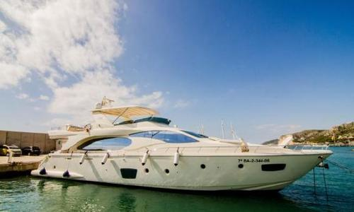 Image of Azimut Yachts 85 for sale in Spain for €1,395,000 (£1,231,440) Spain