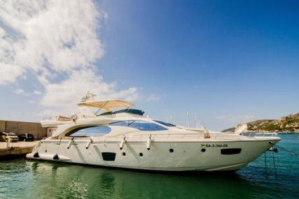Azimut 85 for sale in Spain for €1,395,000 (£1,235,749)