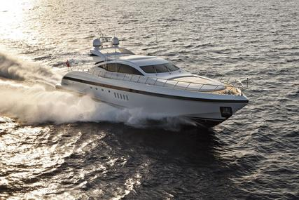 Mangusta 92 for sale in France for €1,495,000 (£1,321,115)
