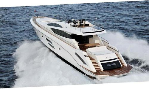 Image of Cantieri di Sarnico 80 for sale in France for €1,550,000 (£1,354,575) France