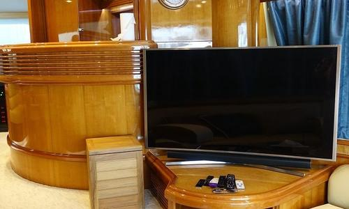 Image of Azimut 68 Plus for sale in United Arab Emirates for $900,000 (£644,251) United Arab Emirates