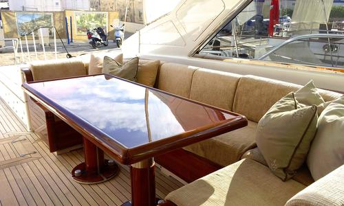 Image of Mangusta 80 SHT for sale in France for €749,000 (£663,108) France