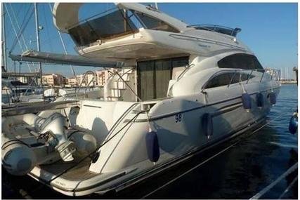 Princess 57 fly for sale in France for €379,000 (£338,317)