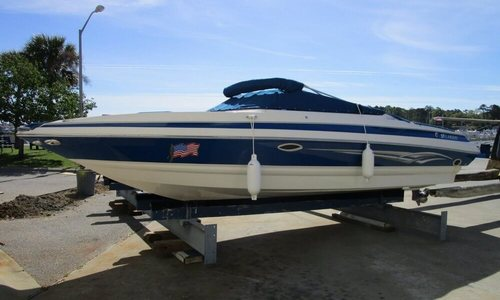 Image of Larson LXI 268 for sale in United States of America for $28,900 (£22,415) Carolina Shores, North Carolina, United States of America