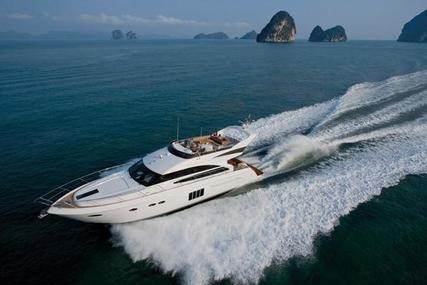 Princess 64 for sale in Spain for €1,100,000 (£1,006,275)