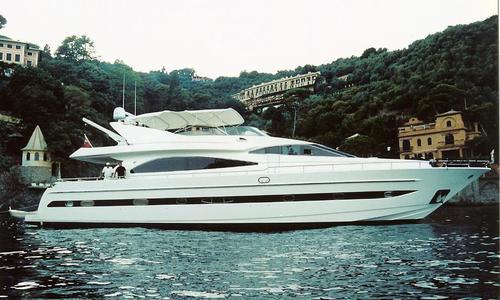 Image of Astondoa 82 GLX for sale in Spain for €1,400,000 (£1,238,171) Spain