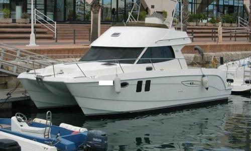 Image of EXCITECAT 1010 for sale in Spain for €160,000 (£140,843) Costa Blanca, , Spain
