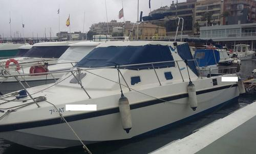 Image of Cata 9mts for sale in Spain for €35,000 (£30,760) Costa Blanca, , Spain