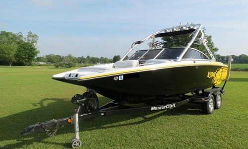 Image of Mastercraft X Star 22 for sale in United States of America for $38,500 (£27,443) New Iberia, Louisiana, United States of America