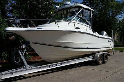 Triton 2690 Walk Around for sale in United States of America for $43,900 (£33,185)