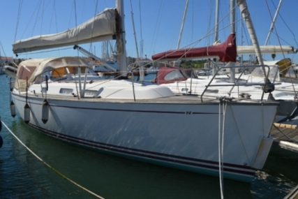 Najad 355 for sale in Portugal for €180,000 (£158,967)