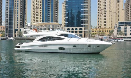 Image of Gulf Craft Majesty 56 for sale in United Arab Emirates for $600,000 (£429,234) Dubai, , United Arab Emirates