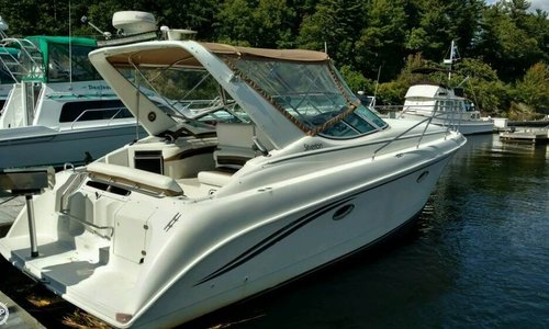 Image of Silverton 310 Express for sale in United States of America for $27,000 (£20,066) Amesbury, Massachusetts, United States of America