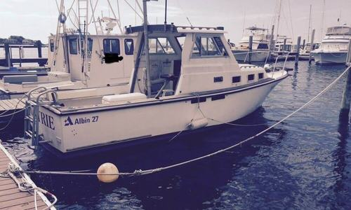 Image of Albin 27 for sale in United States of America for $17,000 (£12,620) Charlestown, Rhode Island, United States of America