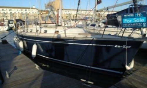 Image of Tartan 3700 for sale in United Kingdom for £119,995 BRIGHTON, United Kingdom