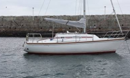 Image of Cardinal 26 for sale in Ireland for €24,000 (£21,126) DUN LAOGHAIRE, Ireland