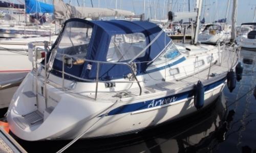Image of Hallberg-Rassy 31 MK II for sale in Netherlands for €104,500 (£92,570) BRUINISSE, Netherlands
