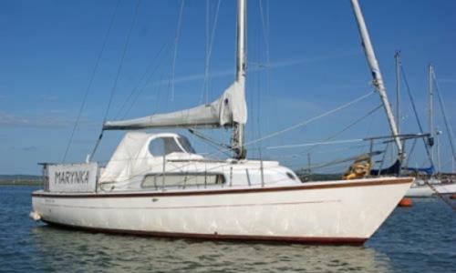 Image of Van De Stadt 8 Offshore for sale in United Kingdom for £7,950 LYMINGTON, United Kingdom