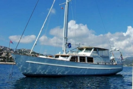 Sparkman and Stephens S AND S 60 for sale in Greece for €194,950 (£173,917)