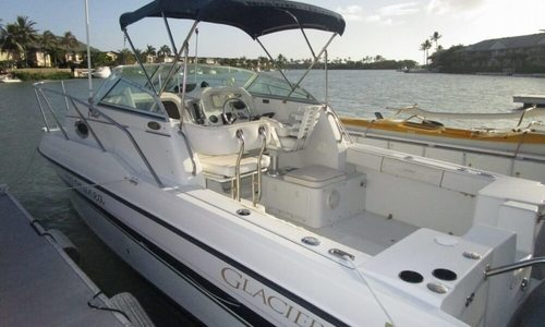 Image of Glacier Bay 2270 Isle Runner Walkaround for sale in United States of America for $48,000 (£36,290) Hawaii Kai, Hawaii, United States of America