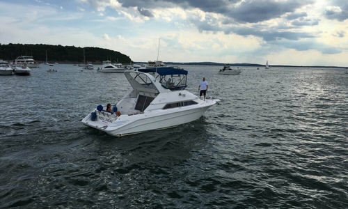 Image of Sea Ray 350 Express Bridge for sale in United States of America for $29,500 (£22,009) Boston, Massachusetts, United States of America