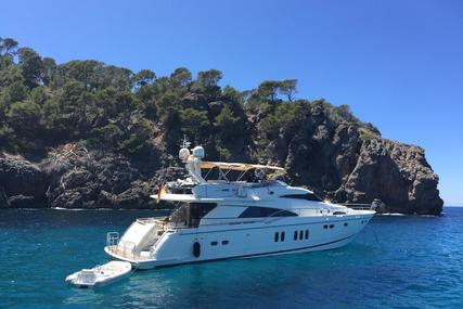 Fairline Squadron 74 for sale in Spain for €995,000 (£869,375)