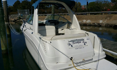 Image of Sea Ray 260 Sundancer for sale in United States of America for $50,000 (£37,117) Hampton, Virginia, United States of America