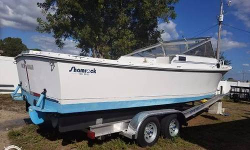 Image of Shamrock 260 for sale in United States of America for $12,500 (£9,909) Cape Coral, Florida, United States of America