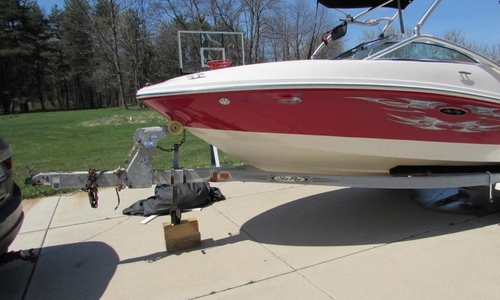 Image of Sea Ray 185 Sport for sale in United States of America for $18,000 (£13,640) Wyandotte, Michigan, United States of America