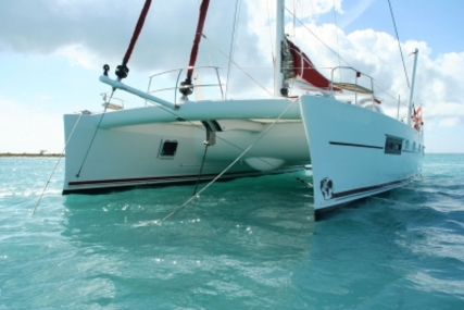 Catana 50 for sale in Portugal for €579,000 (£509,647)