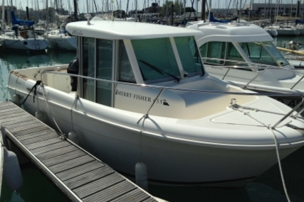 Jeanneau Merry Fisher 655 Marlin for sale in France for €21,900 (£19,553)
