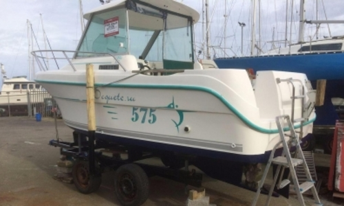 Image of Ocqueteau 575 for sale in United Kingdom for £9,950 United Kingdom