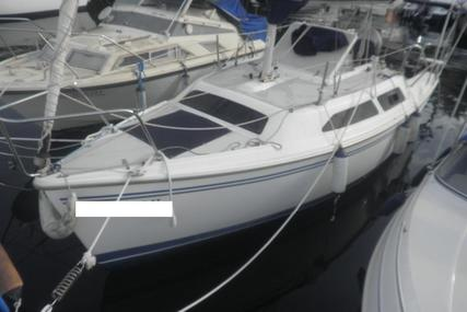 Catalina 250 for sale in Spain for €16,500 (£14,608)