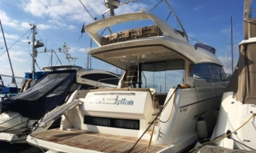 Image of Prestige 550 for sale in France for €575,000 (£503,128) MANDELIEU, France