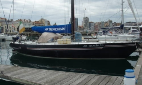 Image of German Frers 45 for sale in Spain for €59,000 (£51,640) GALICIA, Spain