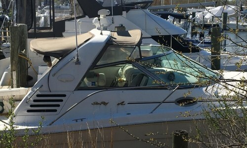Image of Sea Ray 370 Express Cruiser for sale in United States of America for $74,500 (£53,119) North Beach, Maryland, United States of America