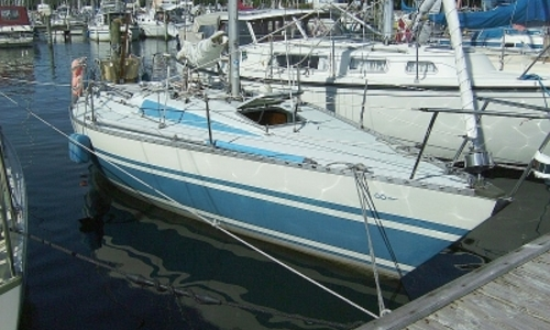 Image of Contessa Yachts 25 for sale in Germany for €9,900 (£8,712) BONNINGSTEDT, Germany