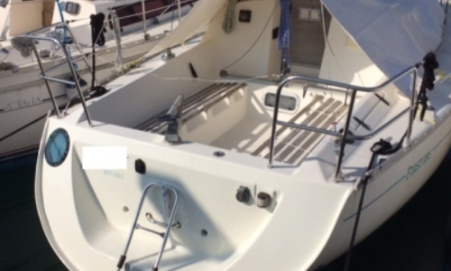 Image of Beneteau First 285 Shallow Draft for sale in France for €20,000 (£17,950) MENTON, France
