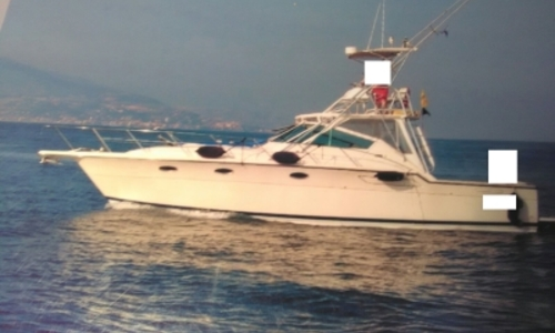 Image of Tiara 36 Express for sale in France for €85,000 (£74,819) MENTON, France