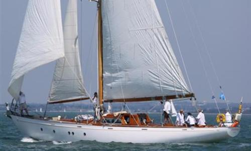 Image of Laurent Giles 60' Bermudan Cutter for sale in United Kingdom for €695,000 (£613,659) United Kingdom
