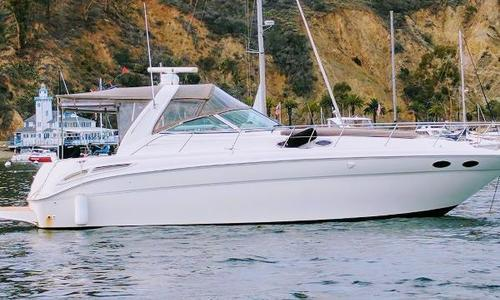 Image of Sea Ray 380DA for sale in United States of America for $119,900 (£85,829) MARINA DEL REY, CA, United States of America