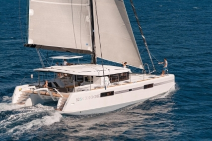 Lagoon 52 for sale in France for $1,075,000 (£806,839)