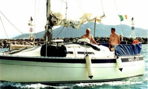 Image of Moody 29 for sale in Turkey for €40,000 (£35,211) Turkey