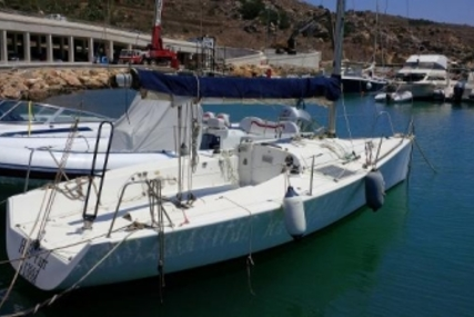 Beneteau 25 for sale in Malta for €13,500 (£12,039)